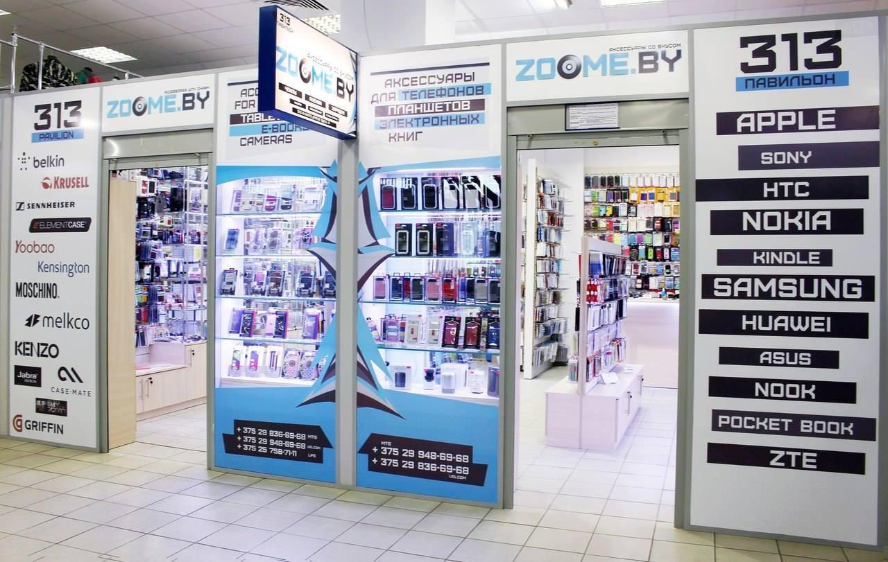 Интернет магазин аксессуаров для мобильных телефонов