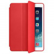 Чехол-книга для iPad Air 2 Smart Case красный
