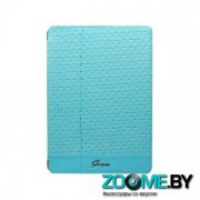 Чехол-книга Guess для iPad Air GIANINA Folio Turquoise (GUFCD5PET)