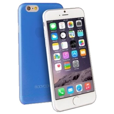 Чехол для iPhone 6 Plus/6S Plus Uniq Bodycon Blue (IP6PHYB-BDCBLU) фото
