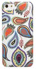 Чехол для iPhone 5C iCover Paisley Design Matt 01 (IPM-DEM-PE01)