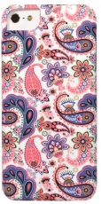 Чехол для iPhone 5C iCover Paisley  Design Matt 03 (IPM-DEM-PE03)