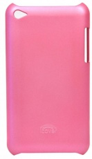 Чехол для iPod Touch (4th generation) пластик iCover Glossy Pink (IT4-G-P)