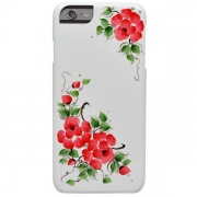 Чехол для iPhone 6 Plus/6S Plus iCover HP Sweet Rose Red (IP6/5.5-HP/W-SR/R)