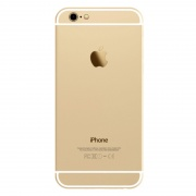 Корпус для iPhone 6 Gold (золотой)