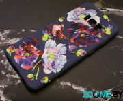 Чехол для Samsung Galaxy S8 Plus силиконовый Luxo Creative Case с принтом тип 1