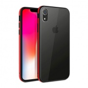 Чехол для iPhone XS Max Uniq Valencia Clear Red