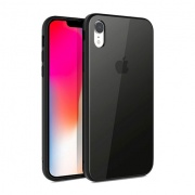 Чехол для iPhone XS Max Uniq Valencia Clear Grey