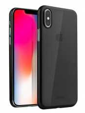 Чехол для iPhone XS Max Uniq Bodycon Black IP6.5HYB-BDCFBLK