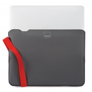 Чехол для MacBook Pro 15 (2016) Acme Sleeve Skinny Grey/Orange (AM10721)