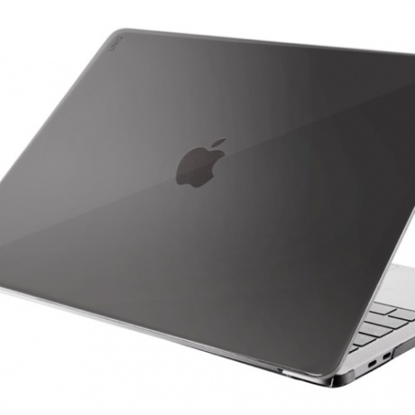 Чехол для MacBook Pro 15 (2016/2017) Uniq HUSK Pro INVISI Clear Black MP15(2016)-HSKPCLRB фото