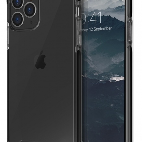 Чехол для iPhone 11 Pro Uniq Combat Black IP5.8HYB-(2019)-COMBLK фото