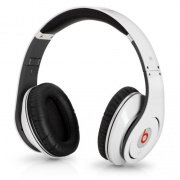 Наушники Monster Beats by Dr. Dre Studio белые